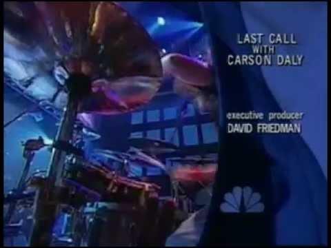 Deftones Minerva Live @ Last call w Carson Daly