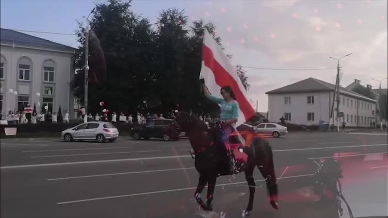 Сяргей Міхалок. Воіны святла. Жыве Беларусь!