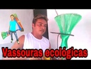 VASSOURAS DE GARRAFAS PET - ZAP PARA MAIORES 83-981145480