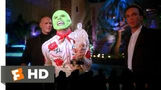 The Mask (1994) - Oscar-Winning Performance Scene (3/5)   Movieclips