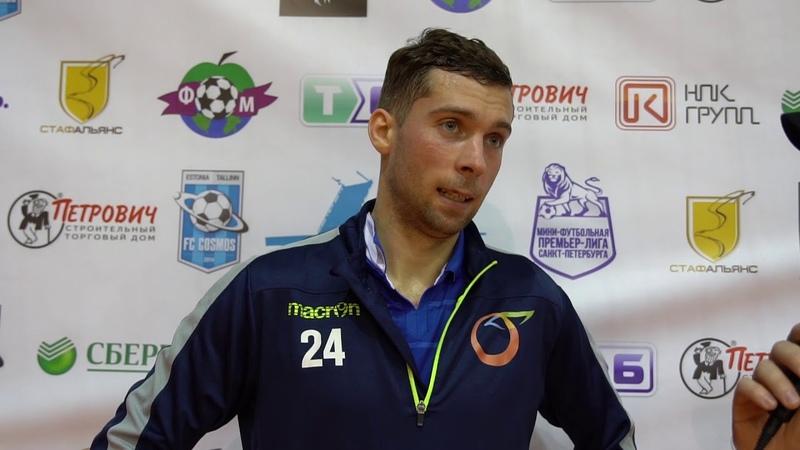 Интервью В Волков Nevskaya co