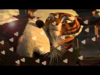 Po & Master Tigress - Turn up the love