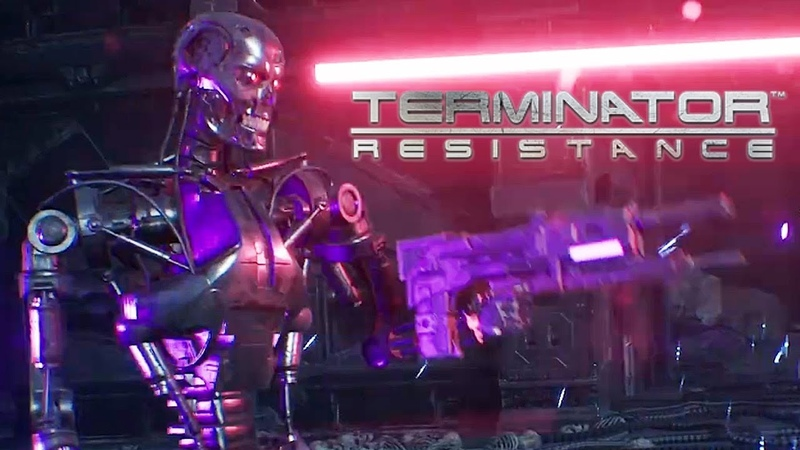 Terminator Resistance - Official Announcement Trailer 2019(Xbox One, PS4, and PC via Steam.)