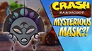 Crash Bandicoot: Mysterious Mask? New Game on the Way?