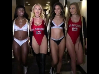 Riley Reid, Ana Foxxx, Nikki Benz, Tori Black, Kendra Sunderland на мероприятии Vixen