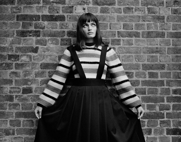 Эмма Маккей для Porter, Октябрь 2020