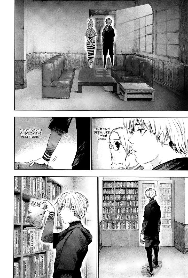 Tokyo Ghoul, Vol.10 Chapter 95 Temporary Dwelling, image #7