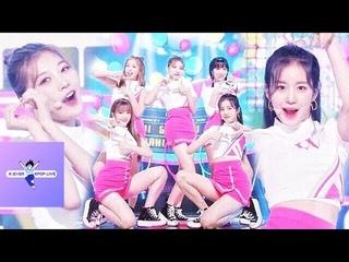 [FHD] 210715 woo!ah! (우아!) - Pandora @ SBS Inkigayo 인기가요 Comeback Stage