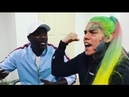 6ix9ine Akon - Locked Up Remix