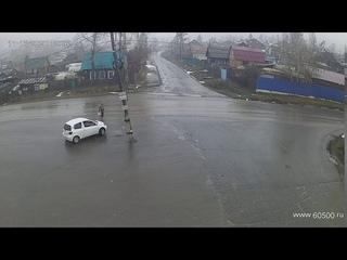 В Усть-Куте неадекватный водитель сбил человека