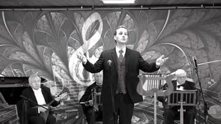 """""""Тиха   вода"""" Cicha woda Пётр Абрамов и квартет """"Московская балалайка"""" осень 2019 г."""