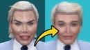 Ken como Ken - Deixando o Ken Humano parecido com o Boneco ken (PHOTOSHOP)