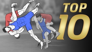 Top 10 best move in the first half of the 2019 year   WRESTLING