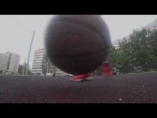 Самопознание через 3Б: беспонтовую бросковую баскетбольную тренировку | Учусь бросать мяч в корзину🏀