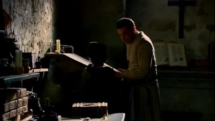 Тайна замка тамплиеров мини сериал серия 2 La commanderie 2010 режиссер Дидье Ле Пешор Без перевода