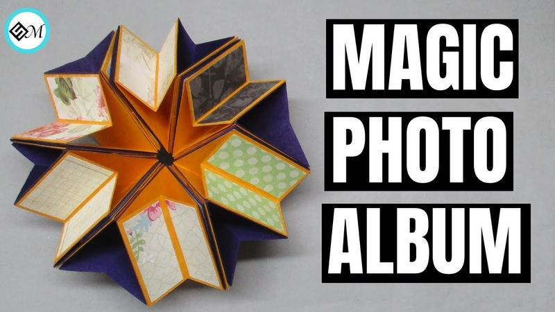 Magic Photo Album Sugi Majhi