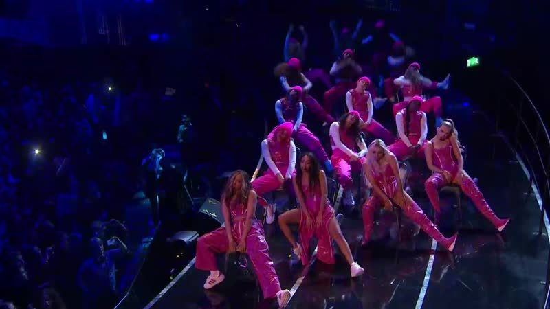 Little Mix - Woman Like Me (Live on the BRIT Awards 2019) ft. Ms Banks
