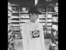 "SHINee KEY on Instagram_ ""손님 마트에서 이러시면 곤란합니다. 마트의힙한노래"""