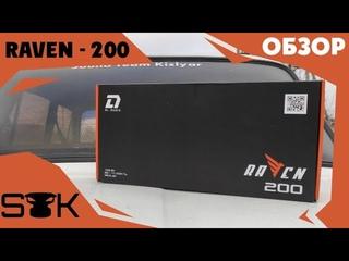 DL Audio RAVEN 200. САМЫЙ ГРОМКИЙ!? / обзор, прослушка.