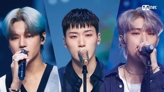 '최초 공개' 힐링티즈 '에이티즈'의 '밤하늘 (Not Too Late)' 무대 #엠카운트다운 EP.725 | M