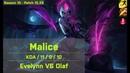 Malice Evelynn JG vs Olaf EUW 10 23