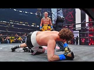 Нокаут Бен Аскрен vs Джейк Пол / Уиттакер vs Гастелум / ОБЗОР UFC / Ночь ударки и бокса