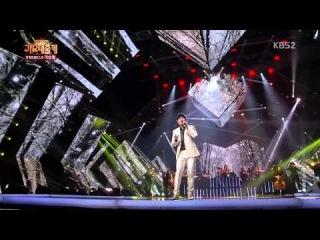 [720p] 131227 Lee Seung Chul & INFINITE   My Love + Be Mine @ 2013 KBS Gayo Daejun