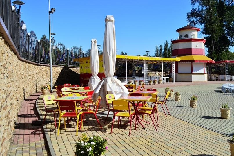 Летняя площадка РК «AquaSferra», изображение №6