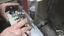 Приспособление для формирования спусков клинка Device for forming the slopes of the blade