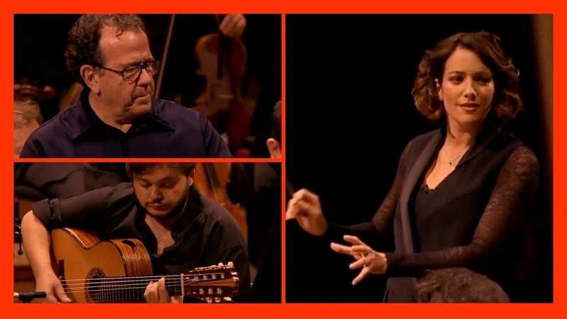 Philharmonie de Paris Alondra de la Parra Yamandu Costa Richard Galliano