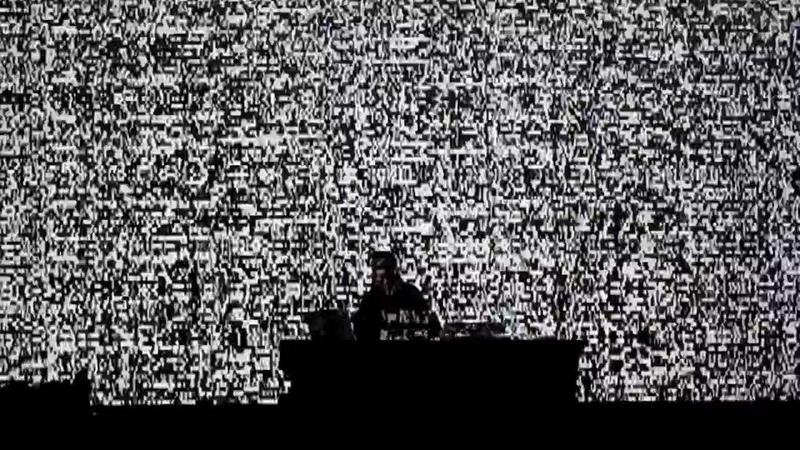 Ryoji Ikeda Live at Sonár 2010
