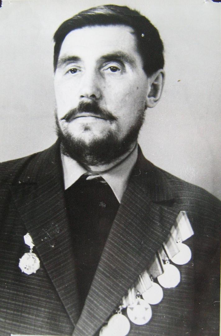 Высоцкий Николай Петрович