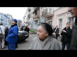В Киевском дурдоме День открытых дверей.