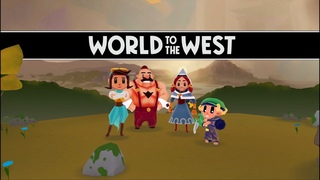 World to the West Teaser Trailer