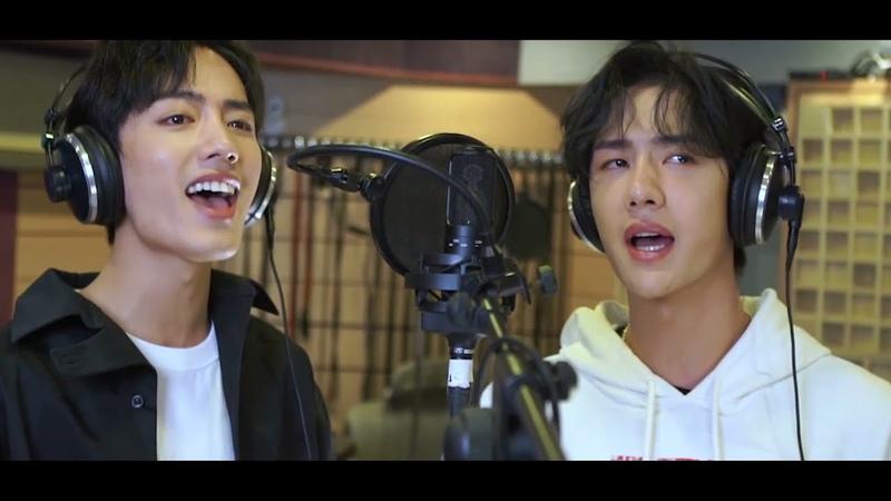 The Untamed OST 陈情令 Main Themed Song《无羁 Wu Ji》 Xiao Zhan Feat Wang Yibo INDO SUB