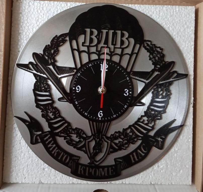 Эволюция изготовления часов и других изделий из виниловых пластинок, изображение №22