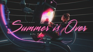 Nouveau Arcade - Summer Is Over (Official Lyric Video)