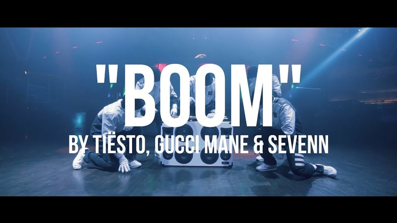 JABBAWOCKEEZ x Tiësto BOOM with Gucci Mane Sevenn