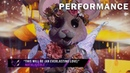 Mouse sings This Will Be (An Everlasting Love) by Natalie Cole | THE MASKED SINGER | SEASON 3