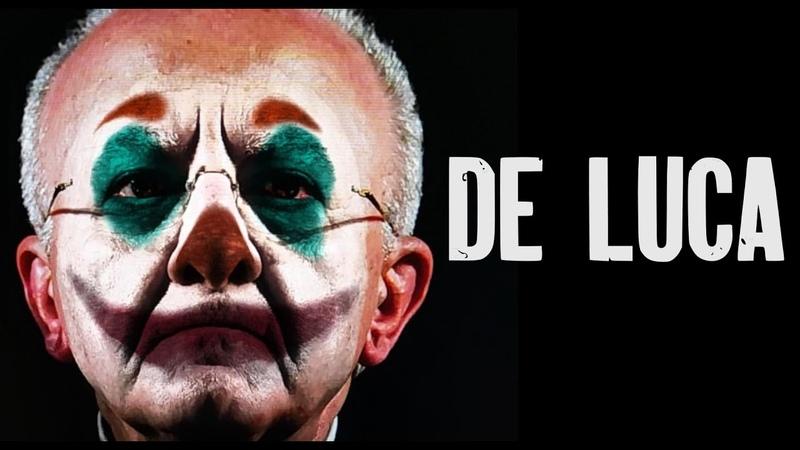 JOKER DE LUCA LA RIVOLTA DI NAPOLI