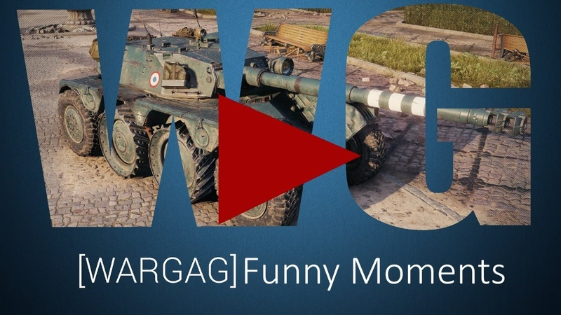World of Tanks Funny Moments