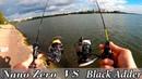 CRAZY FISH Nano Zero ПРОТИВ Black Adder 0 5 1 2 г Кто победит?