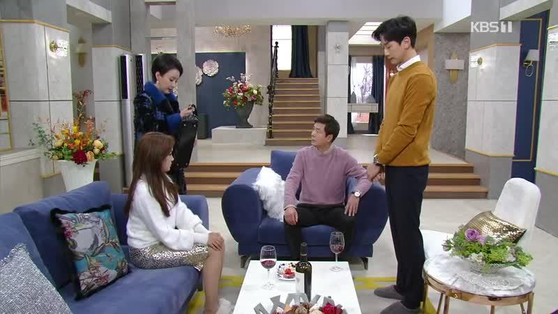 KBS1 저녁일일극 [꽃길만 걸어요] 31회 (화) 2019-12-10 저녁8시30분 (KBS 뉴스 9)
