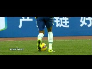 Neymar Fake rabona & Elastico Trick