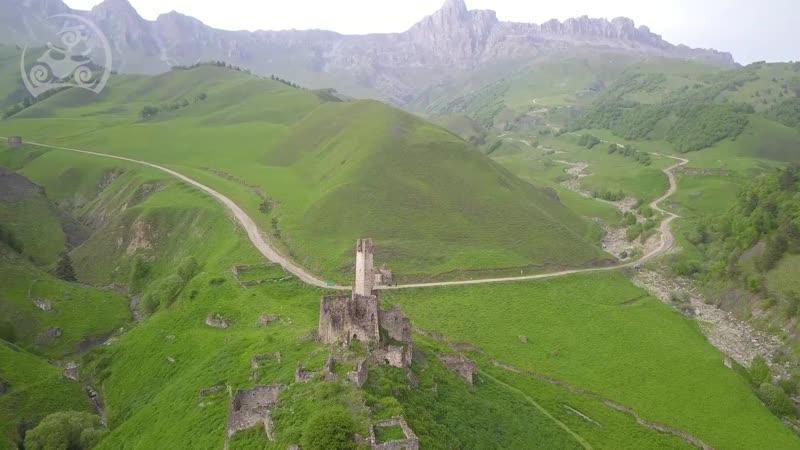 Цори. С Чечни в Ингушетию