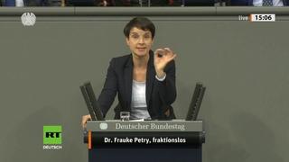 """Frauke Petry warnt vor dramatischen Entwicklungen nach """"Thüringen-Desaster"""" für Deutschland"""