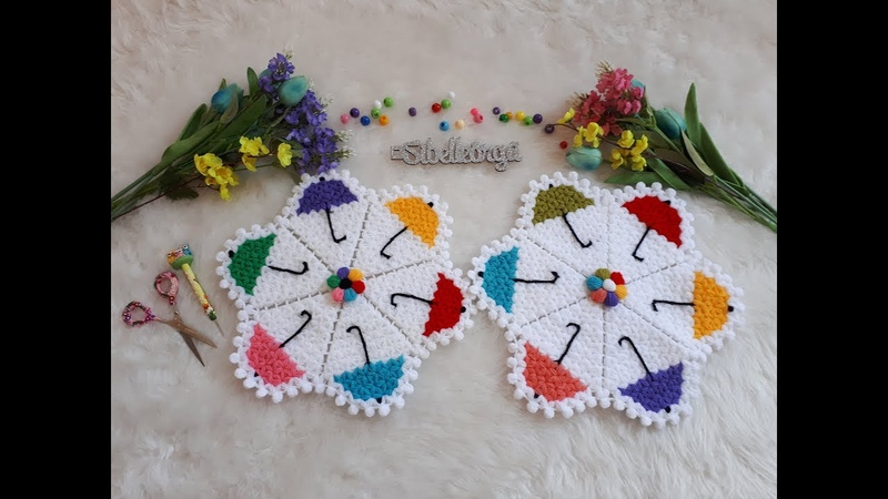 Şemsiye Lif Modeli☂️☂️☺(Sevilay UYSAL tasarimi)