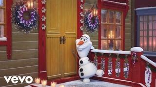 """La fin d'année (De """"La Reine des Neiges: Joyeuses fêtes avec Olaf"""") - Французский язык для детей"""