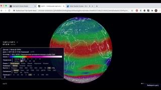 Плоская Земля. Карта Атмосферы. Аргументы и Факты !!!