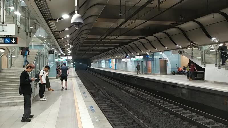 Димка о пожаров в туннеле метро Сиднея